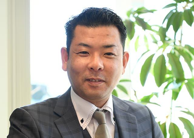 代表取締役 田内聡一