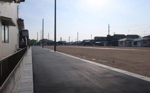 倉敷市玉島乙島分譲地