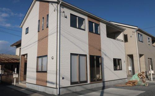 クレイドルガーデン 倉敷市中畝第11新築住宅1号棟