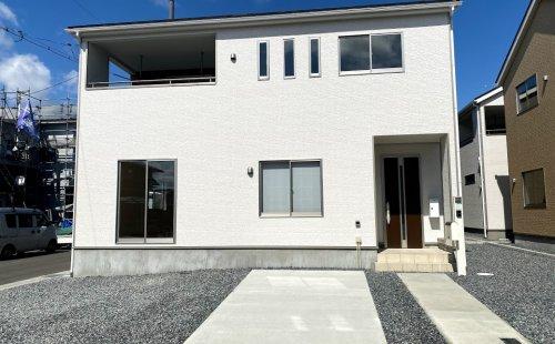 クレイドルガーデン 東塚第4新築住宅8号棟
