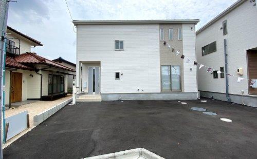 クレイドルガーデン 総社市真壁第1新築住宅1号棟