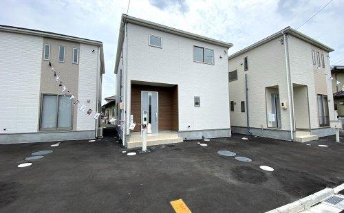 クレイドルガーデン 総社市真壁第1新築住宅2号棟