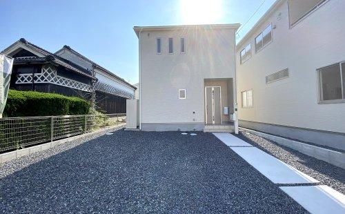 クレイドルガーデン 倉敷市児島田の口第3新築住宅4号棟