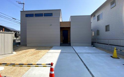 倉敷市福田町新築住宅 6号地モデルハウス