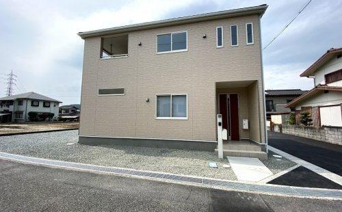 クレイドルガーデン 浅口市鴨方町鳩ヶ丘第1新築住宅 1号棟