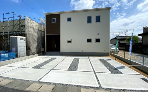 リーブルガーデン 倉敷市大島第2新築住宅 1号棟