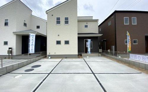 リーブルガーデン 倉敷・粒江第2新築住宅 2号棟