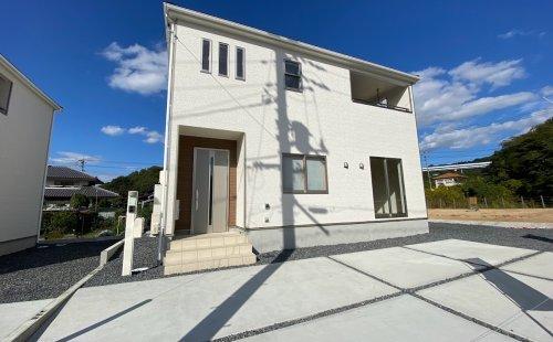 クレイドルガーデン 倉敷市児島塩生第2新築住宅 1号棟