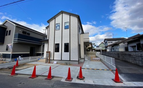 ブルーミングガーデン 倉敷水江新築住宅 2号棟