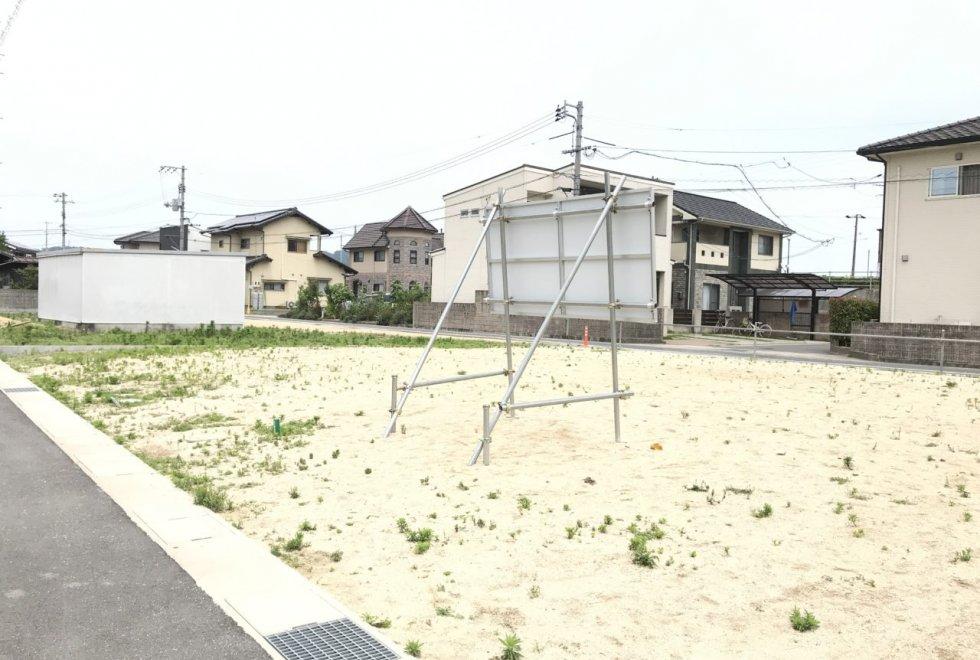 倉敷市玉島乙島分譲地土地