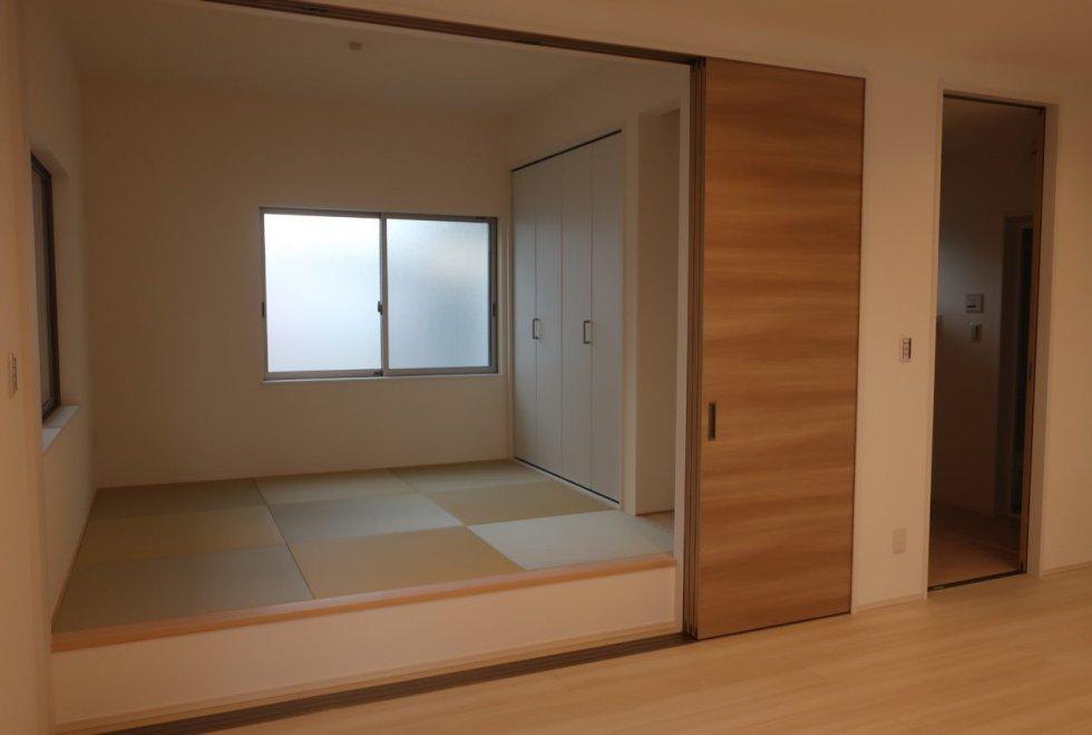 セルリアンステージ 倉敷市片島新築住宅 6号棟