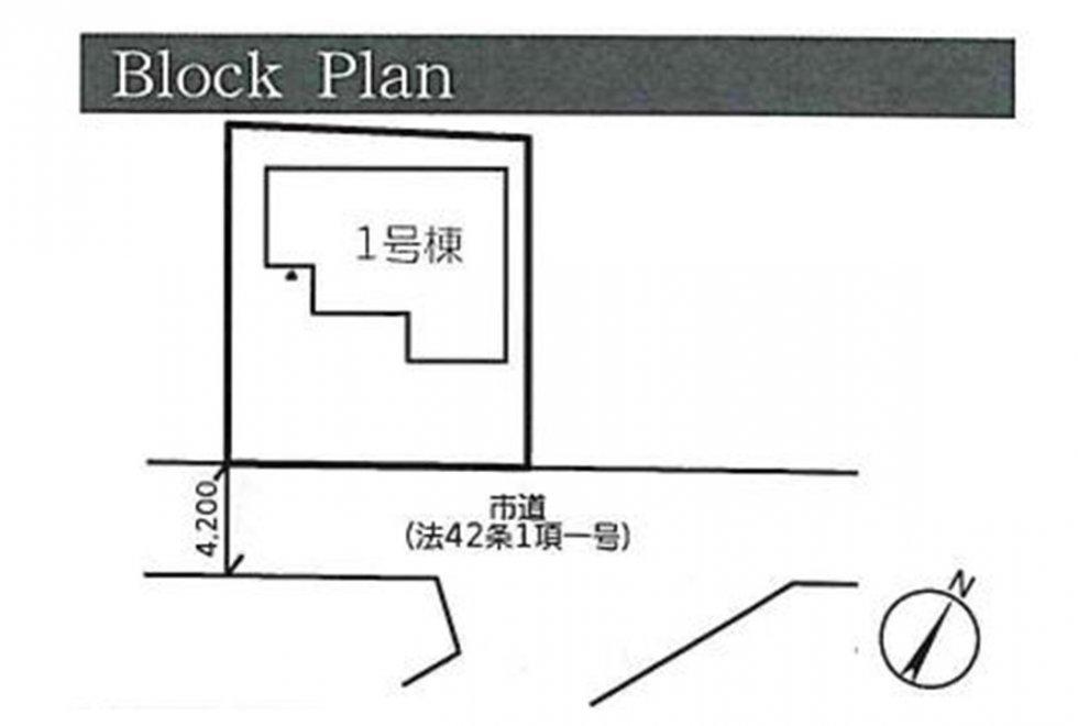 セルリアンステージ 倉敷市西阿知町西原新築住宅 1号棟