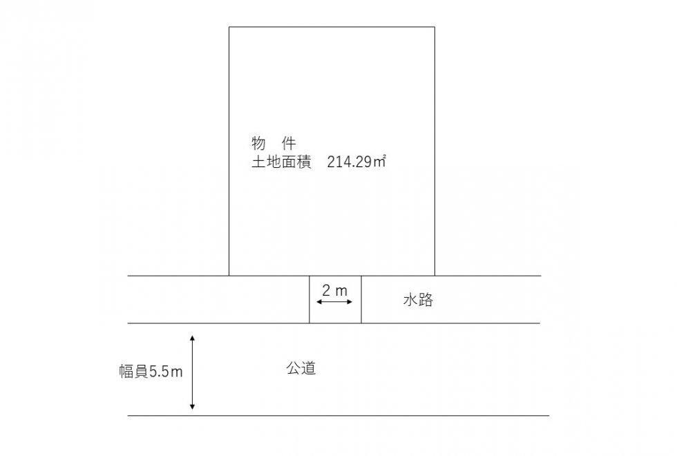 倉敷市真備町辻田 土地