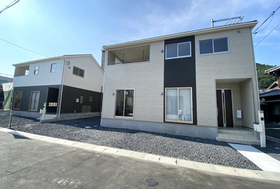 クレイドルガーデン 倉敷市児島田の口第3新築住宅1号棟