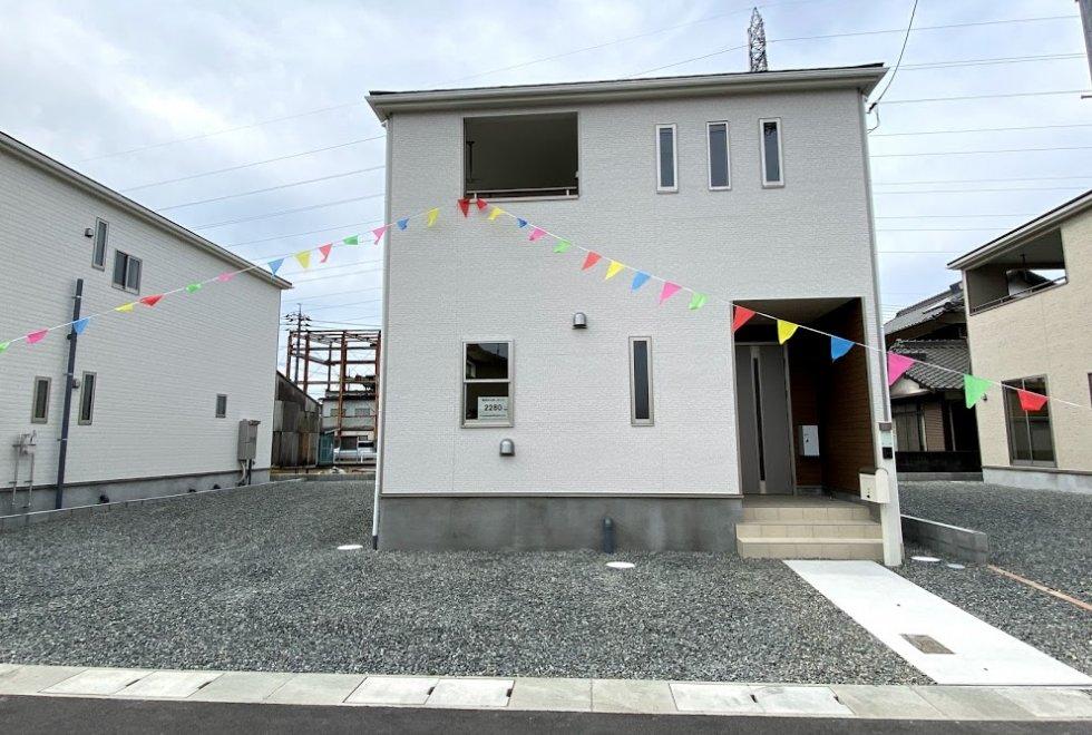 クレイドルガーデン 倉敷市玉島乙島第6新築住宅3号棟