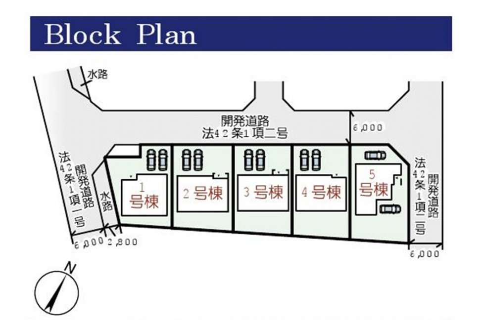 リーブルガーデン 倉敷・福田町浦田第3新築住宅 3号棟