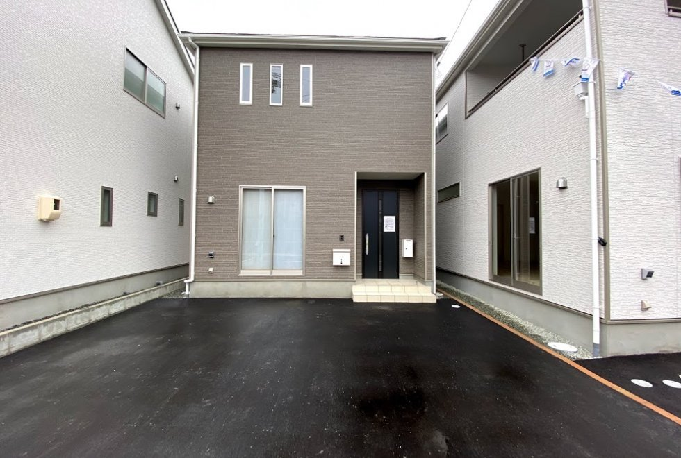 クレイドルガーデン 倉敷市児島唐琴第1新築住宅 2号棟