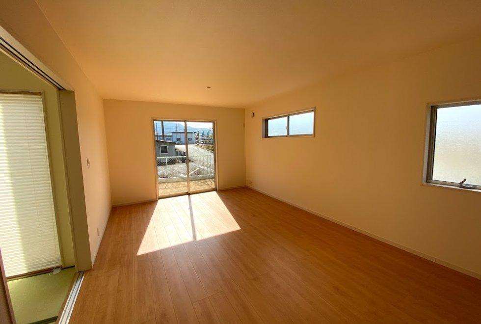 リーブルガーデン 浅口・鴨方町六条院中新築住宅 2号棟