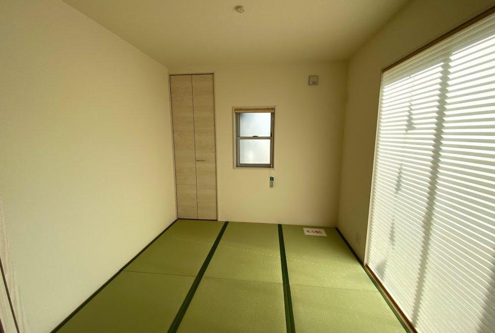 リーブルガーデン 倉敷市福田町古新田第8新築住宅 3号棟