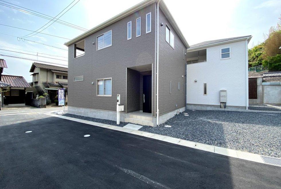 クレイドルガーデン 倉敷市連島町西之浦第1新築住宅 1号棟
