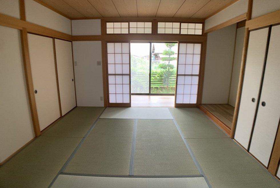 倉敷市西富井中古住宅