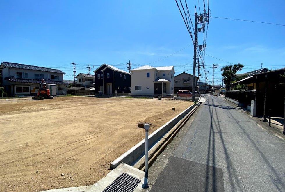 倉敷市堀南分譲地 土地