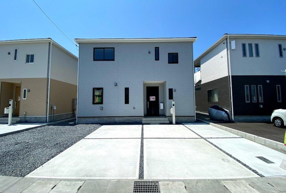 クレイドルガーデン 倉敷市連島町鶴新田第9新築住宅 3号棟