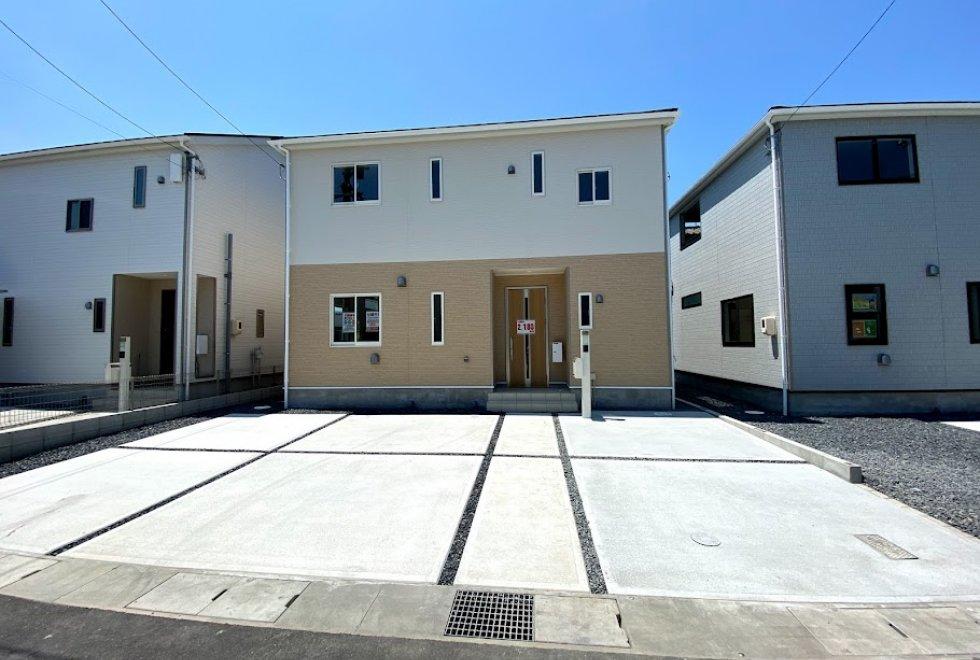 クレイドルガーデン 倉敷市連島町鶴新田第9新築住宅 4号棟