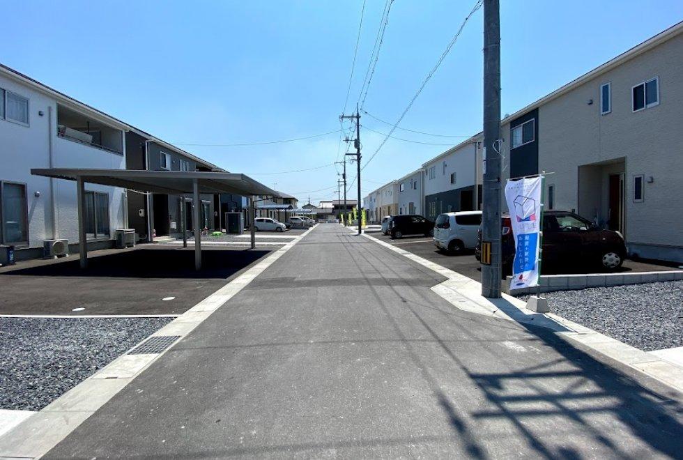 クレイドルガーデン 倉敷市連島町鶴新田第9新築住宅 2号棟