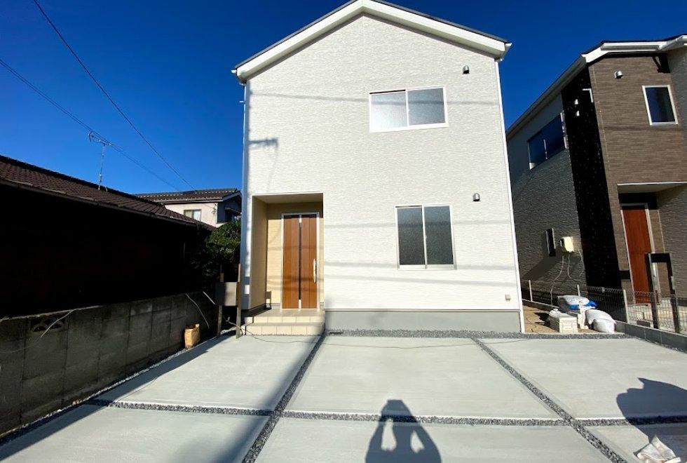 リーブルガーデン 倉敷市福井新築住宅 1号棟