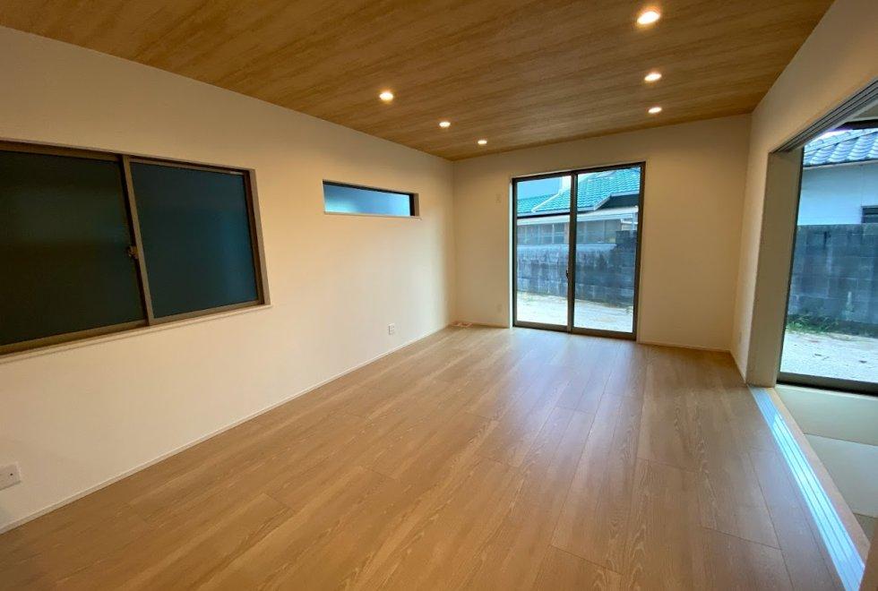 セルリアンステージ 倉敷市中島新築住宅 B棟